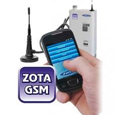 Электрокотлы Зота с дистанционным управлением GSM