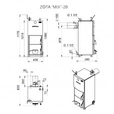 ZOTA Mix 20