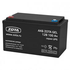 Аккумулятор ZOTA Gel 40-12