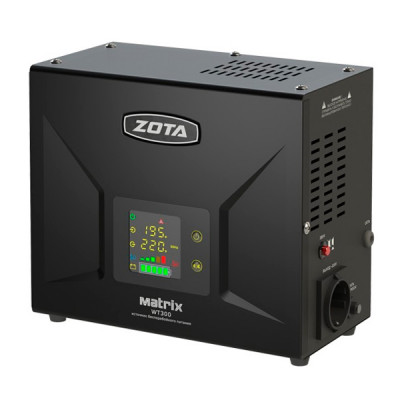 Бесперебойник ZOTA Matrix WT 300